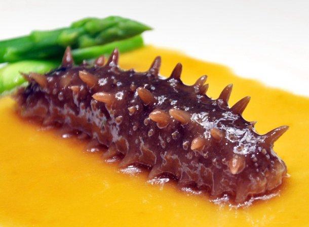 tengeri uborka
